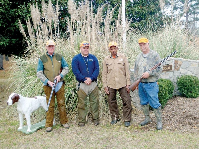 Island hunters find fun, friends in Alabama - The Martha's