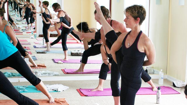 Hot Yoga Through Heat And Discipline The Pathway To The Divine The Martha S Vineyard Times