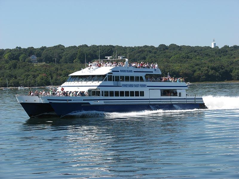 Rhode Island Fast Ferry Mv
