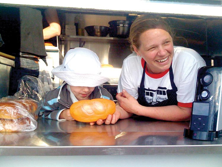 In The Kitchen With Artcliff S Gina Stanley And La Choza S Opening The Martha S Vineyard Times