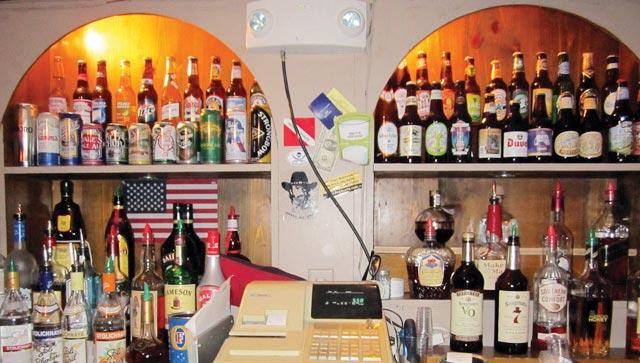 Beer club at the dive bar martha 39 s vineyard the martha - Dive bar definition ...