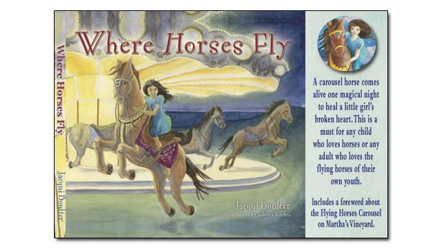 Flying with Horses: A kid's book for everyone - The Martha's