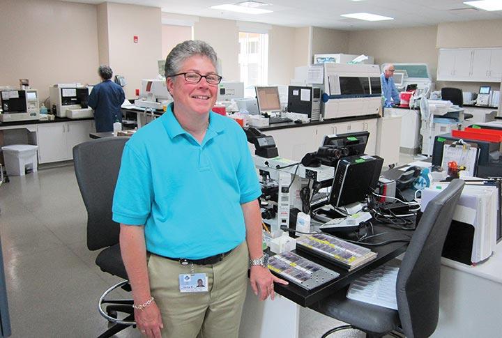 Martha's Vineyard Hospital has a new lab manager - Martha's ...
