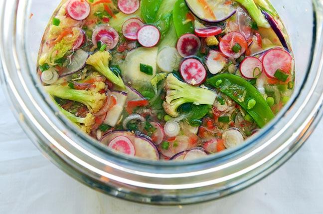 Chappy Kimchi – a spicy, local pickle