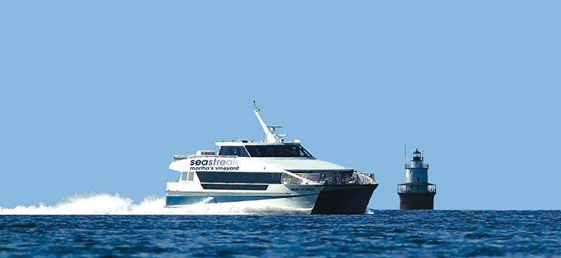 Foxwood casino ferry