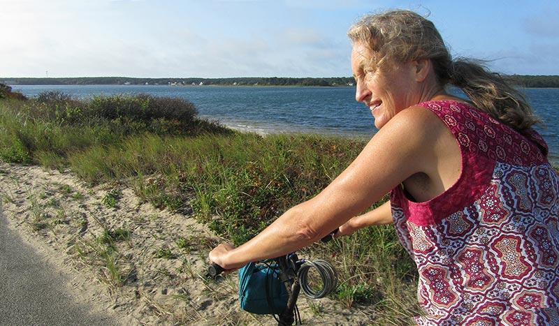 Islanders share their favorite bike rides - The Martha's