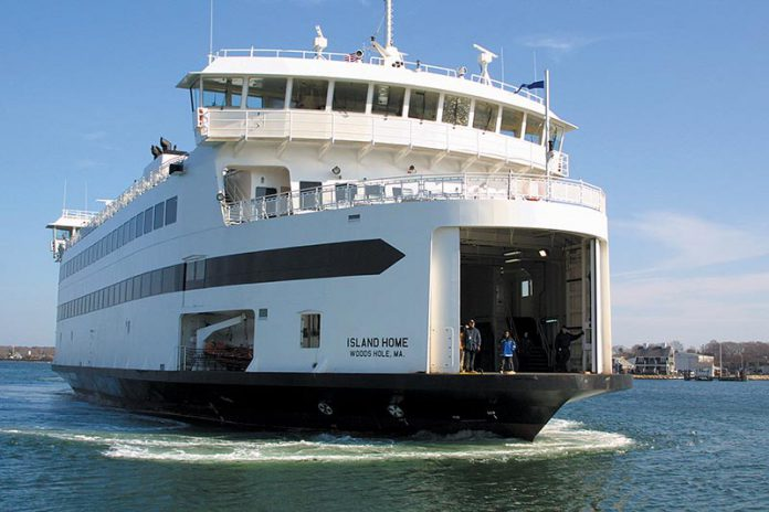 Steamship Authority Expects A Busy Summer