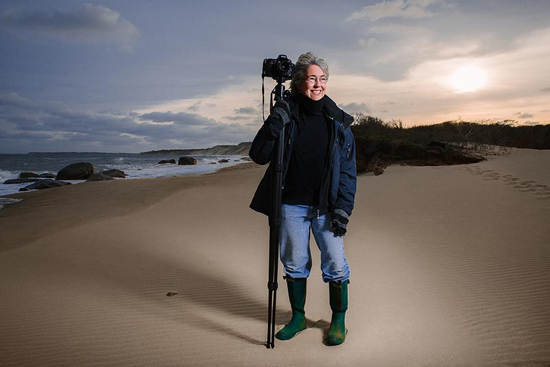 Alison Shaw: Capturing the Island and sharing her vision ...