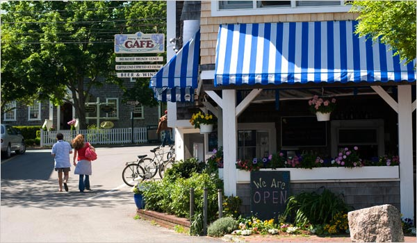 Among The Flowers Cafe The Martha S Vineyard Times