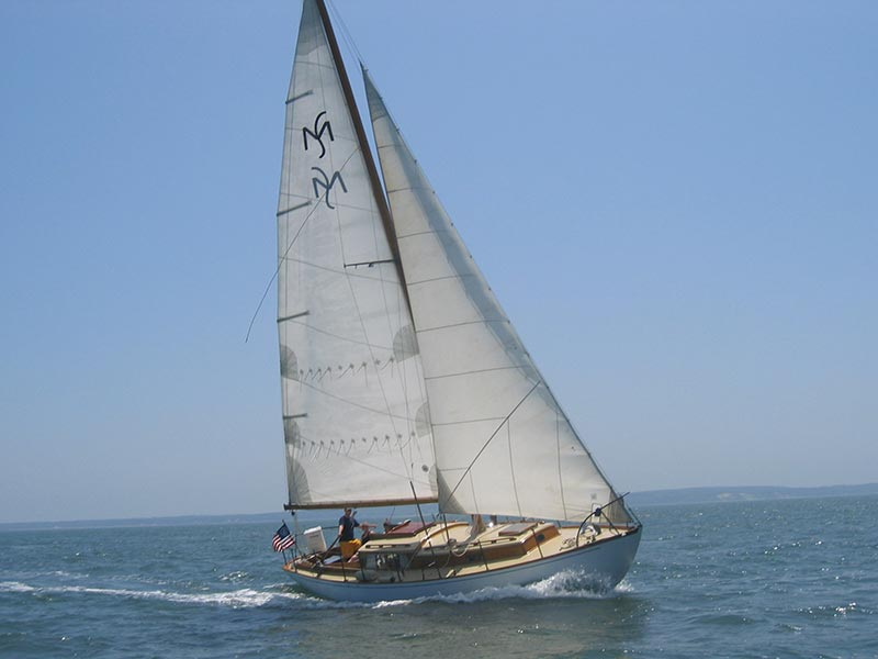 Sail Ena Charter Sailing Instruction The Marthas Vineyard Times
