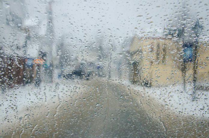 Vineyard Haven rain