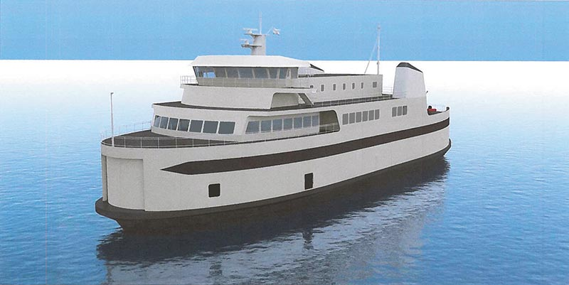 Montana Community Moves Forward With Plans For A Tiny: SSA Moves Forward With Plans For A New Ferry, Woods Hole