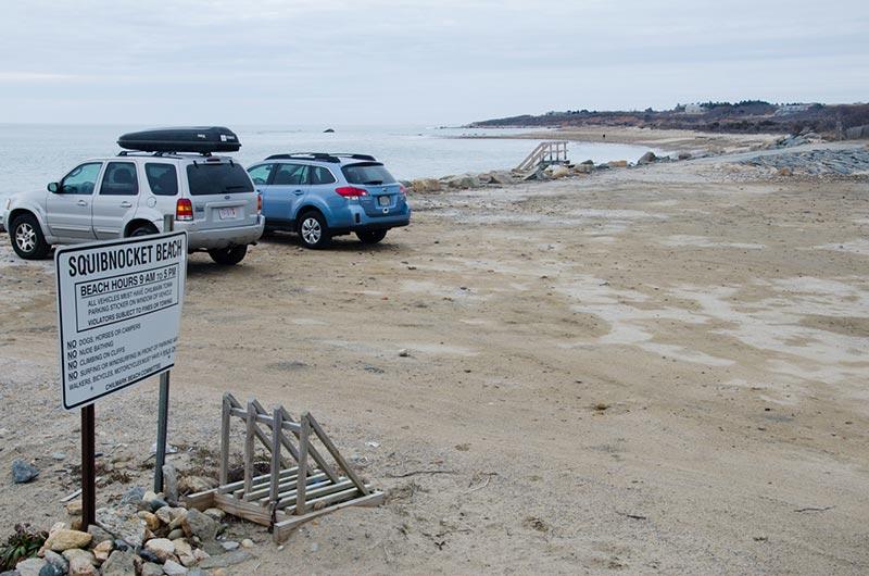 Mvc Begins Review Of Squibnocket Plan To Address Beach