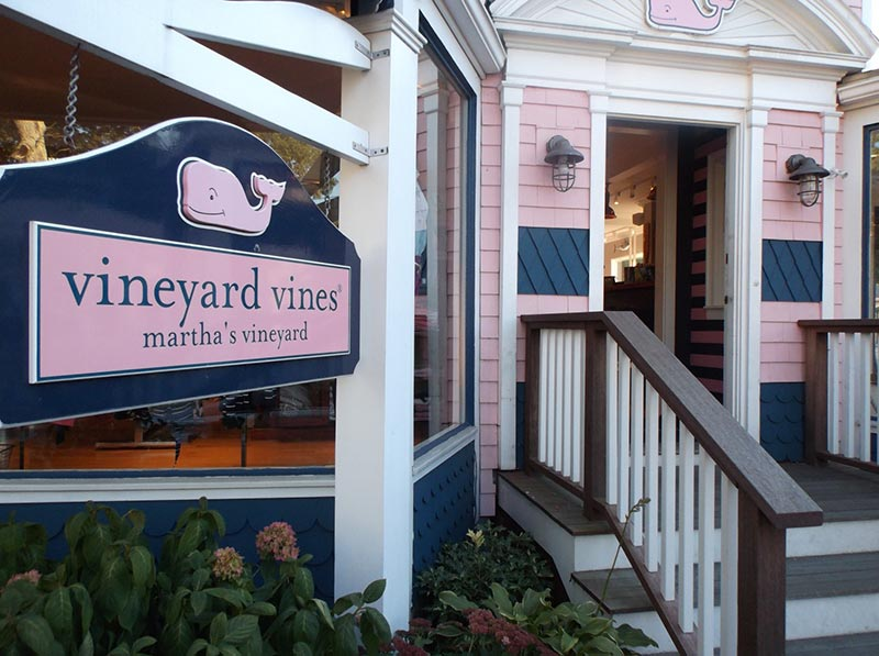 d2f1d05a0f7 Vineyard Vines will open in Vineyard Haven - The Martha s Vineyard Times