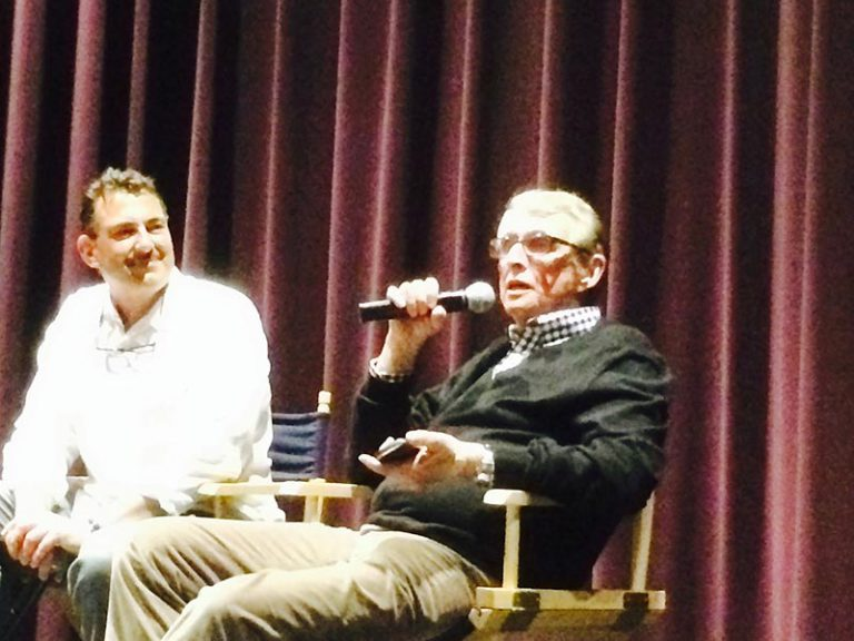 Director Mike Nichols captivated film buffs