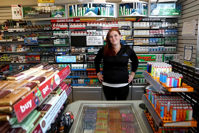 Kara Best, Cumberland Farms. —Photo by Michael Cummo