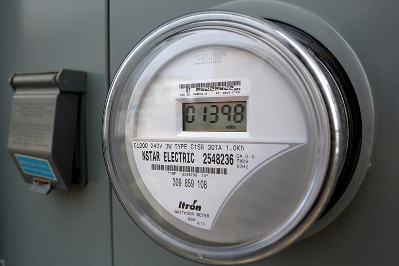 Increasing Electricity Meter : Hikes in martha s vineyard utility bills give customers a