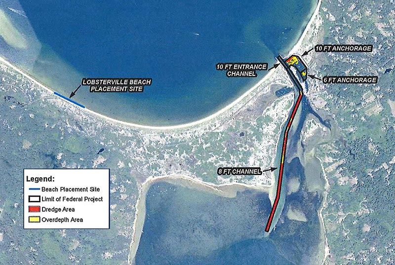 Dredging Plan for Menemsha Channel Sees Mixed Reaction | The ...