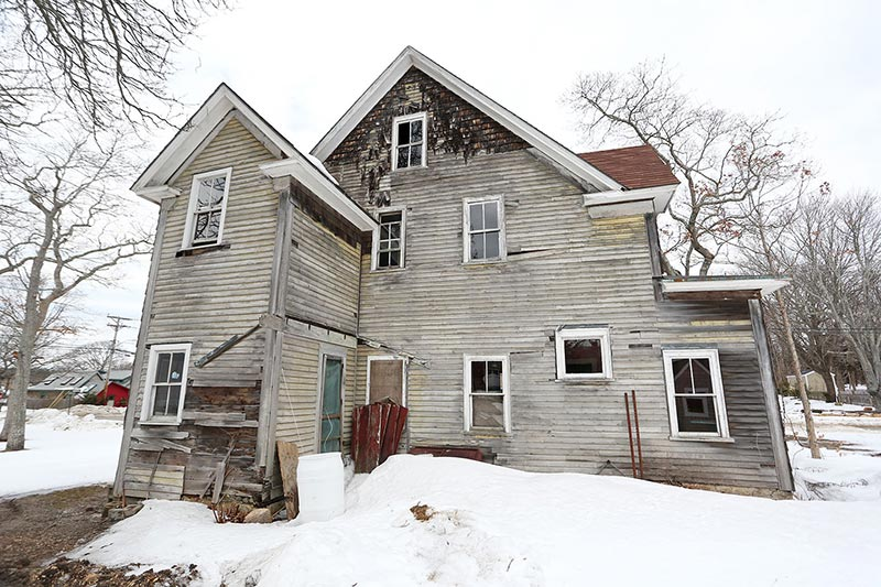 Carpenter S Home Church Demolition