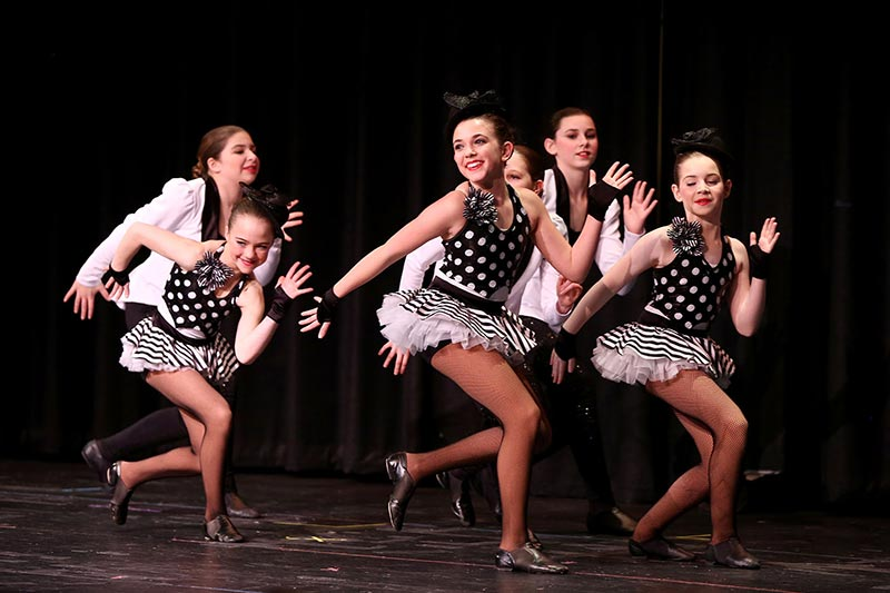 rise dance company show off their skills at the oak bluffs