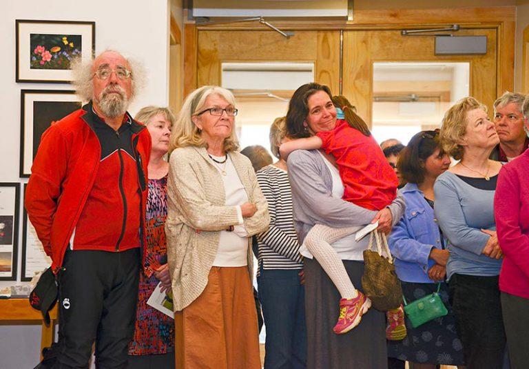 West Tisbury honors Pat Gregory