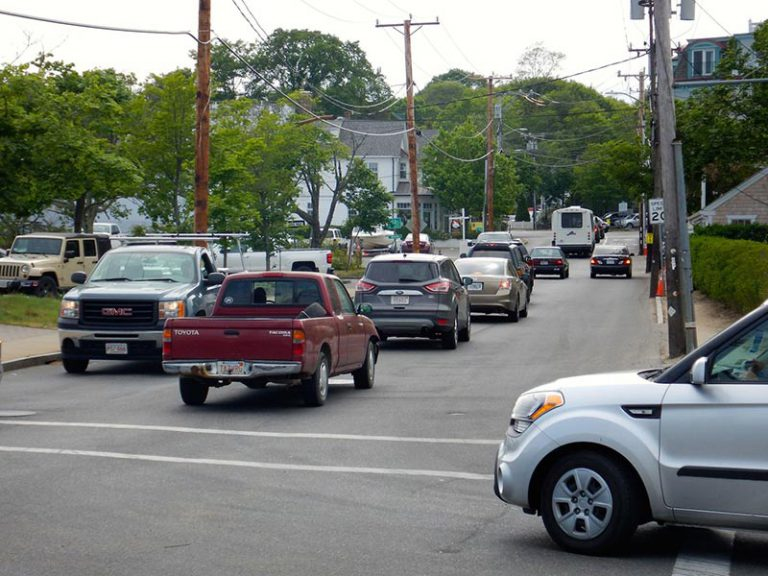 Tisbury Police now say Five Corners construction postponed to the fall
