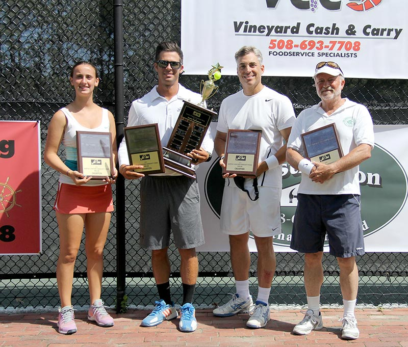 First Mvct Pro Am Was A Smash Hit The Martha 39 S Vineyard