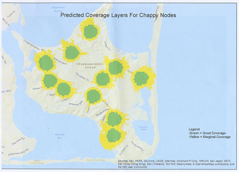 Edgartown Chappy wireless committee will sound out residents