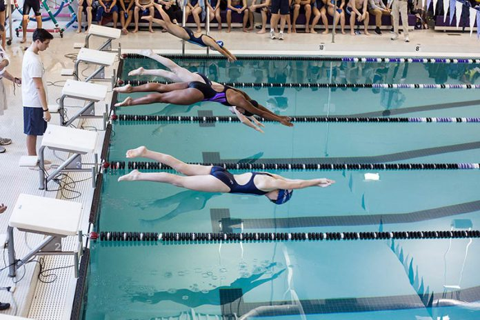 Regional High School Welcomes Charter School Students To Swim Team The Martha 39 S Vineyard Times