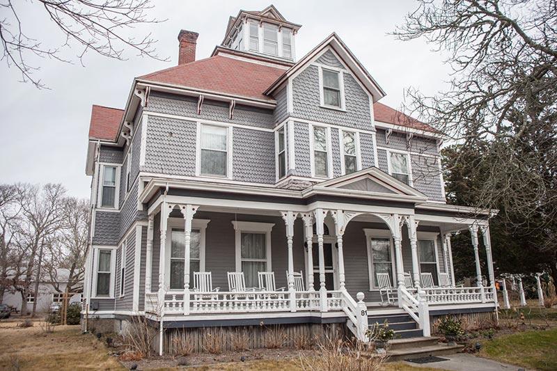 Martha S Vineyard Hospital Buys Admiral Benbow Inn The