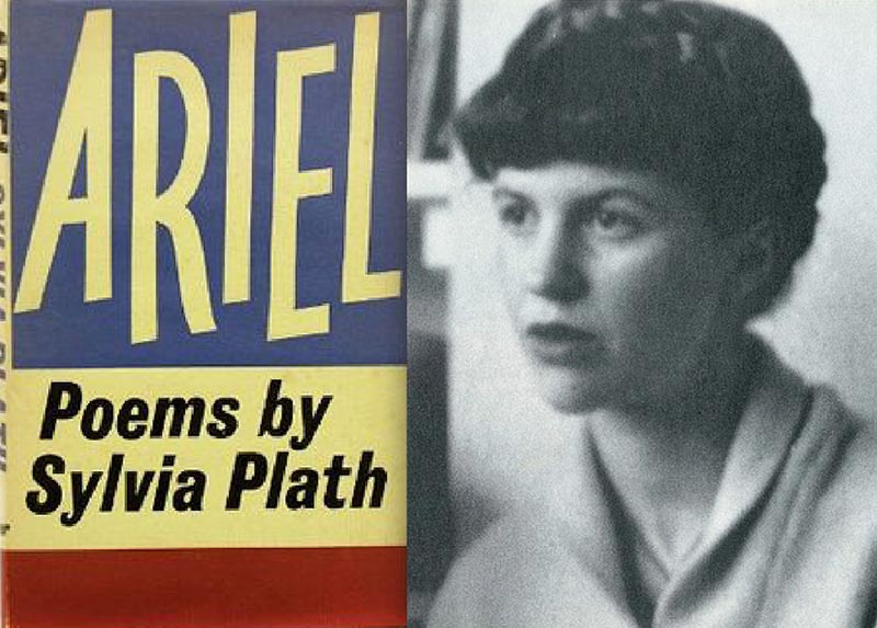 a biography of sylvia plath an american poet This is the story of the missing piece in the jigsaw of my biography of  gwyneth paltrow as sylvia plath and daniel  and a letter written by plath the day before the american poet killed.
