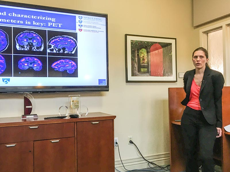 Visiting physician sheds new light on Lyme disease - Martha's Vineyard Times
