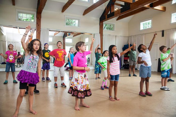 Rosie's Theater Kids bring song and dance to Edgartown ...