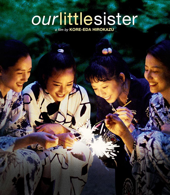 Three Young Japanese Sister