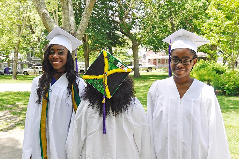 Martha S Vineyard Regional High School Graduates 177 The
