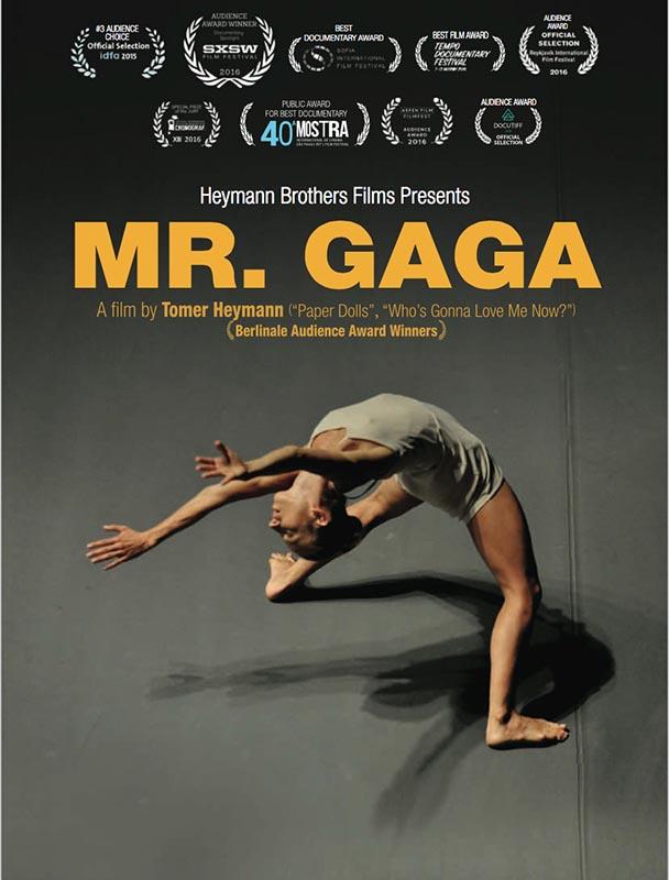 Mister Gaga