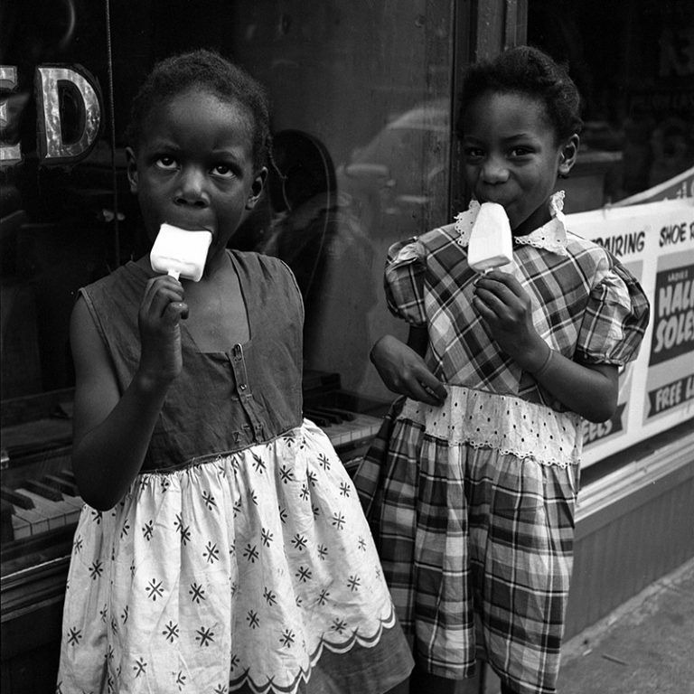 Elusive mid-century street photographer Vivian Maier featured at Granary Gallery