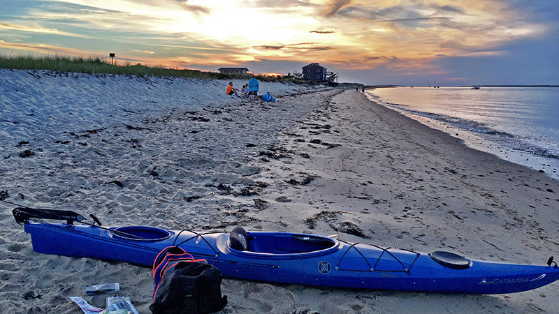 A beginner forays into kayak fishing the martha 39 s for Beginner fishing kayak