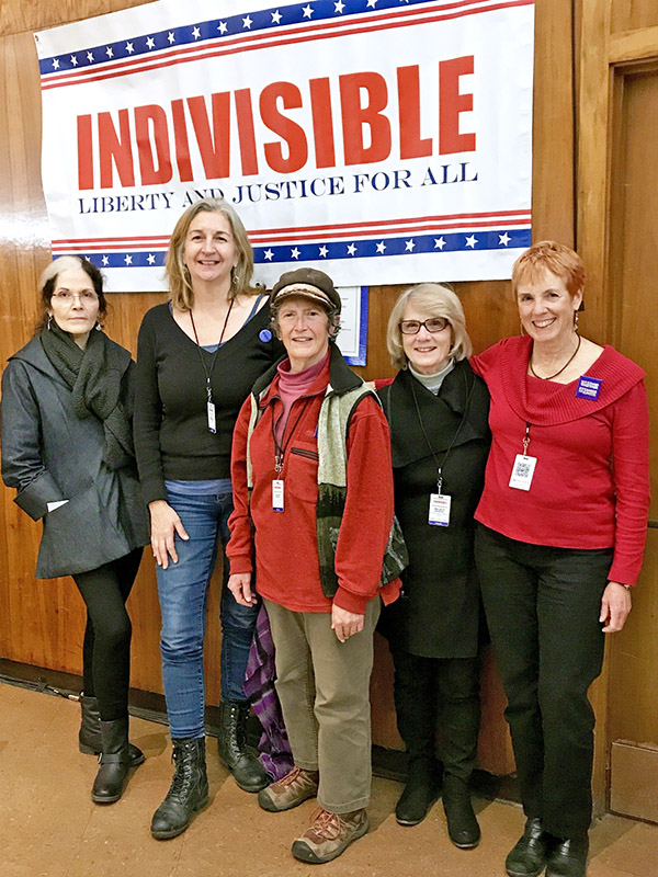 Get active: Local women find a cure for the political blues
