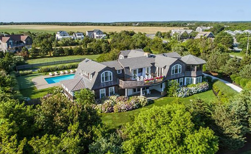 Martha S Vineyard Homes