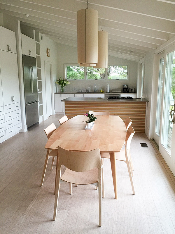 The dining room Design Q A
