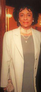 Frances Camille Young, D.D.S., M.P.H.