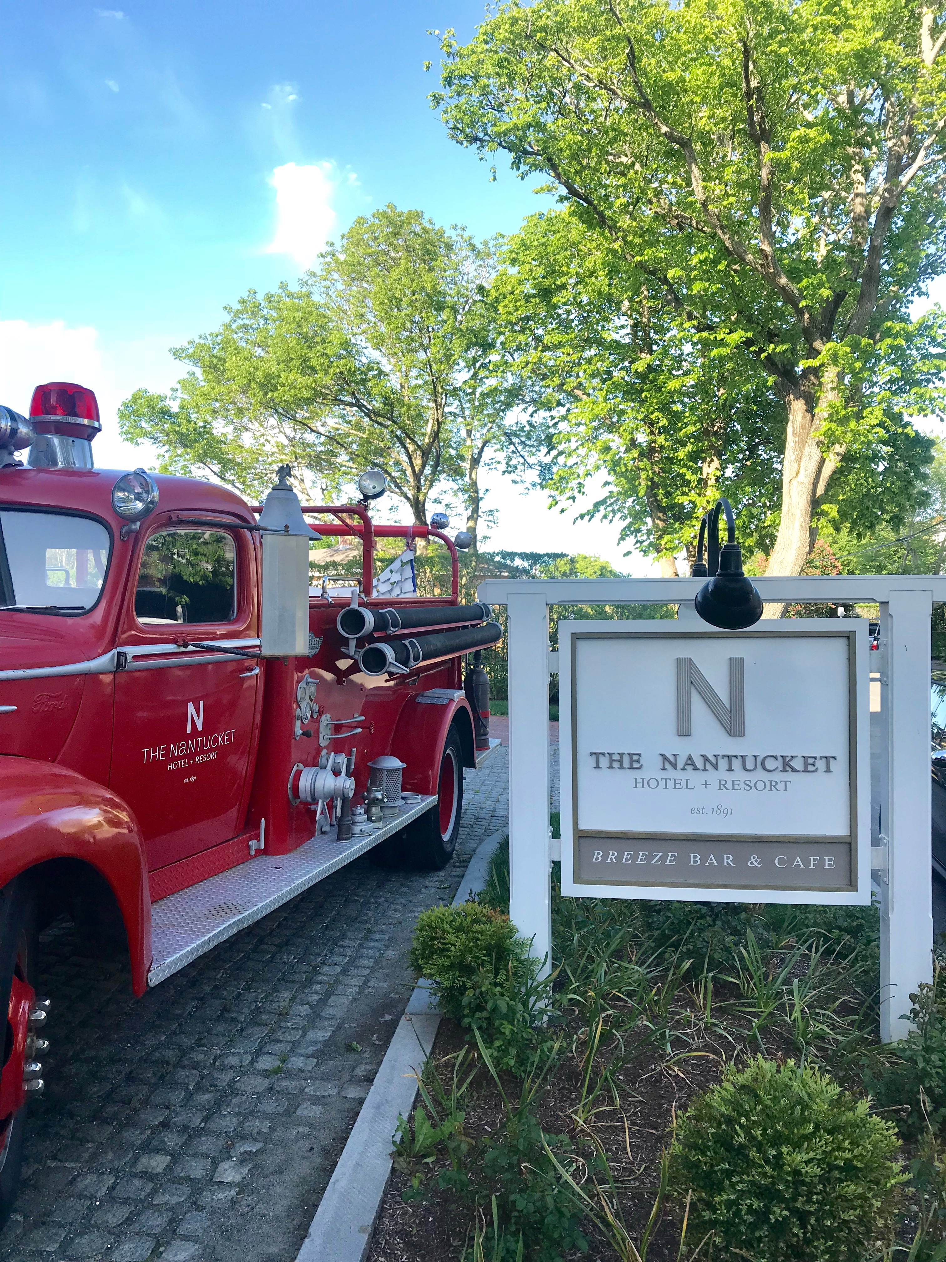 The Nantucket Hotel Was Built In 1891 And Renovated 2017 By Mark Gwenn Snider Who Also Own Winnetu Katama Angela Prout