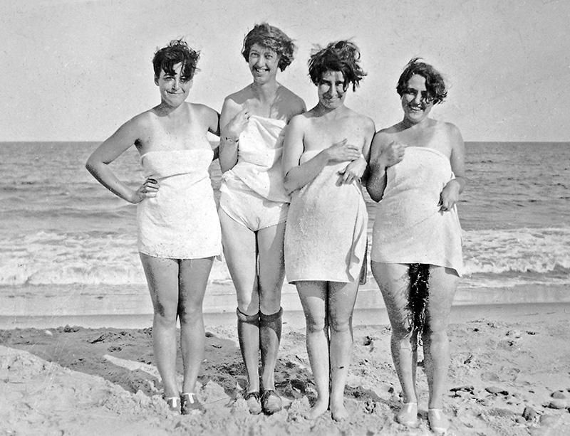 Marthas vineyard nude beach pics This Was Then On Bathing Bells And Birthday Suits The Martha S Vineyard Times