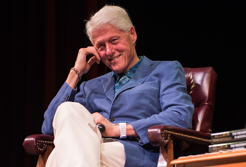 Bill Clinton Governor President Author