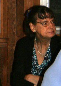 Evelyn Marie Simpson