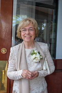 Memorial Friday for Dr. Gail Eliot