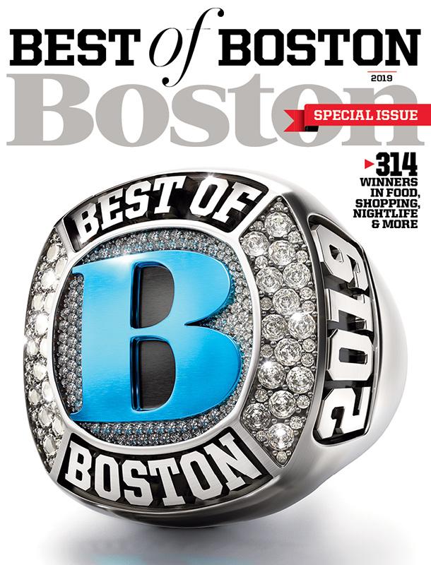 Boston magazine's 'Best of Boston 2019' awards - The Martha's