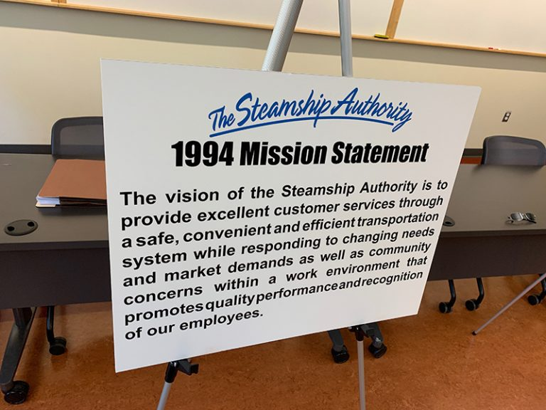 SSA delves into its mission statement