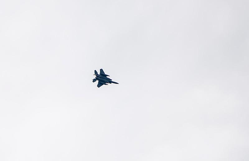 Military jets roar over Martha's Vineyard - The Martha's Vineyard Times